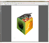 3D PDF 画像